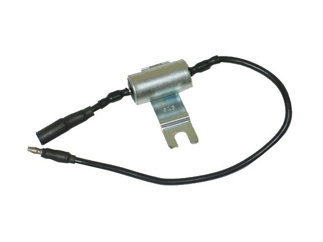 corvette heater blower motor capacitor  nd