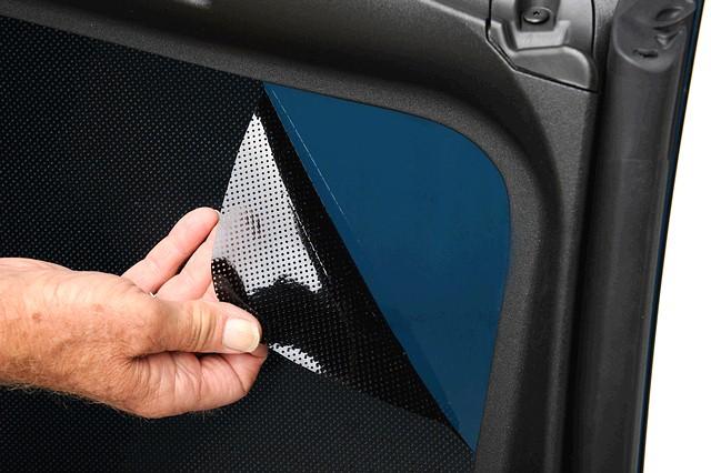 Corvette Roof Top Panel Solar Sun Shade Black Corvette