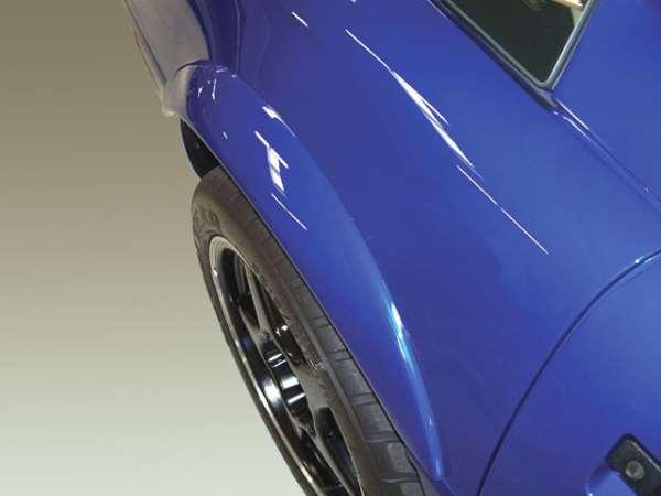 Corvette Rear Fender Flare Grand Sport Pair Nd