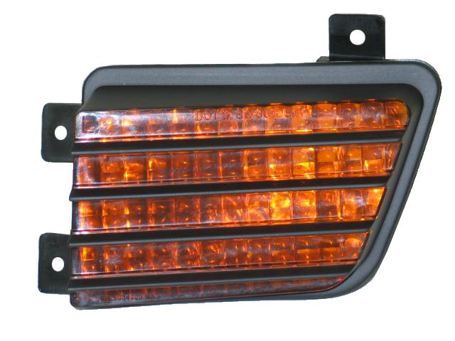 corvette parking    turn signal light assembly