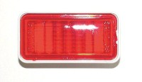 1969 CHEVROLET NOVA LAMP REAR  MARKER RED