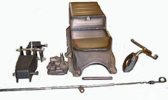 Chevrolet Engine Conversion Kit